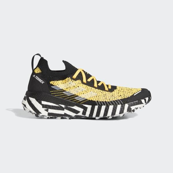Matar Bermad almohadilla  Zapatillas de Trail Running Terrex Two Ultra Parley - Dorado adidas | adidas  Peru