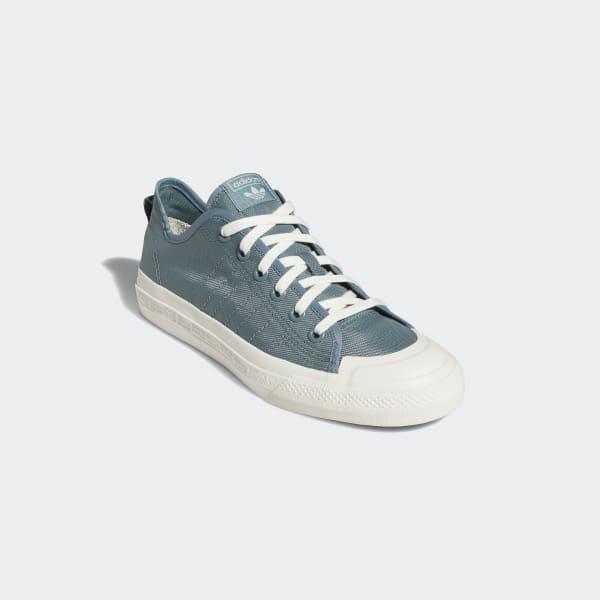 adidas Nizza RF Shoes - Green | adidas US
