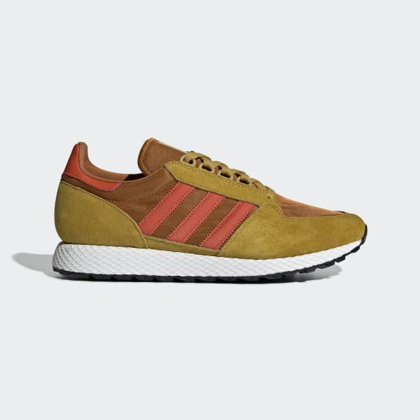 adidas Forest Grove Shoes Röd | adidas Sweden