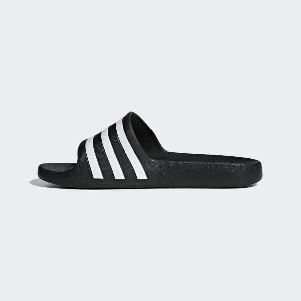 adidas Sandalias Adilette Aqua Negro | adidas Mexico