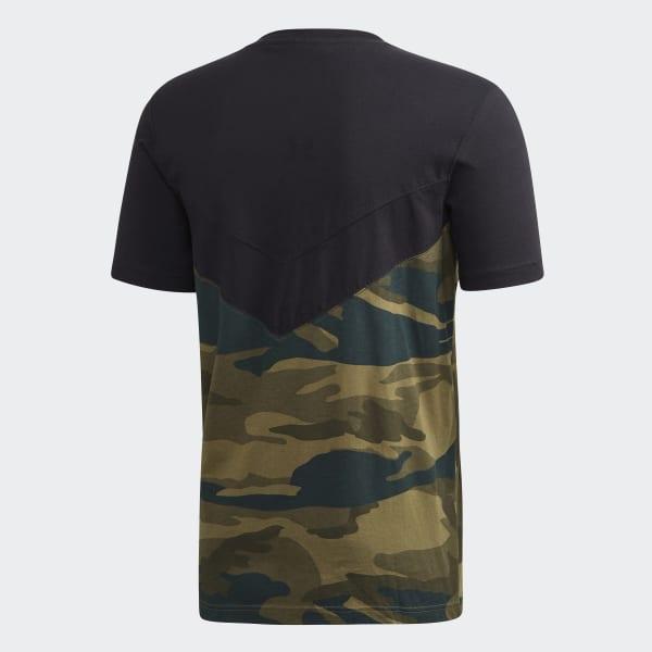 T shirt Camouflage Noir adidas | adidas France