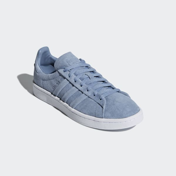 827228df53cc adidas Campus Stitch and Turn Shoes - Blue