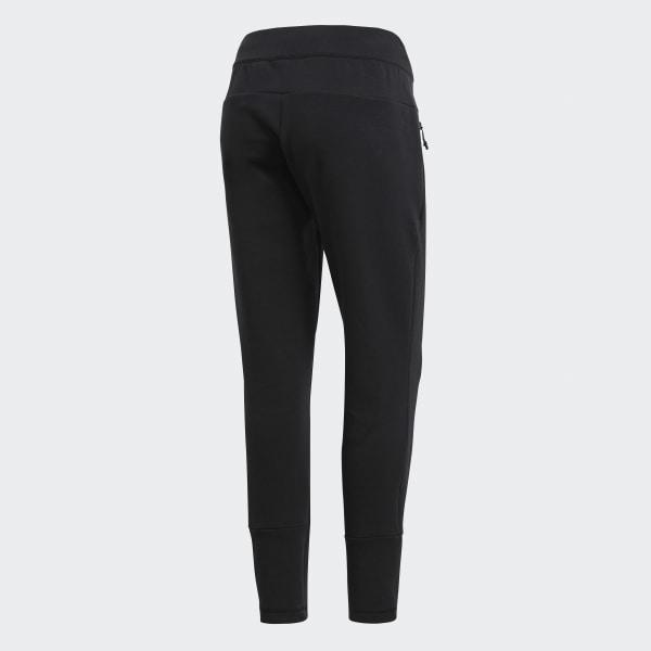 deafa4a5791 adidas Z.N.E. Slim-fit Broek - zwart | adidas Officiële Shop