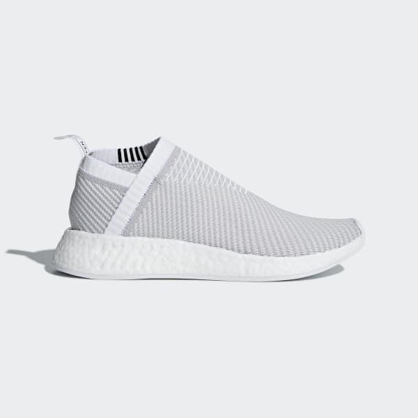 adidas NMD_CS2 Primeknit Shoes - White | adidas US | Tuggl