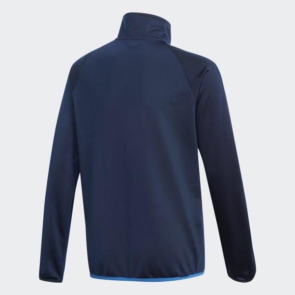 6520c288969 AGASALHO YB TS ENTRY CH - Azul adidas