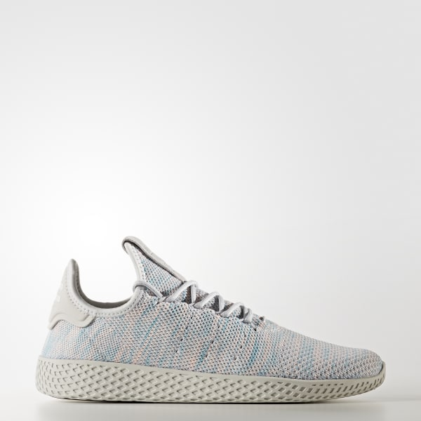 64c1393a193e2 adidas Pharrell Williams Tennis Hu Shoes - Blue