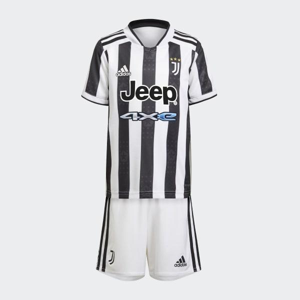 Divisa Mini Home 21/22 Juventus
