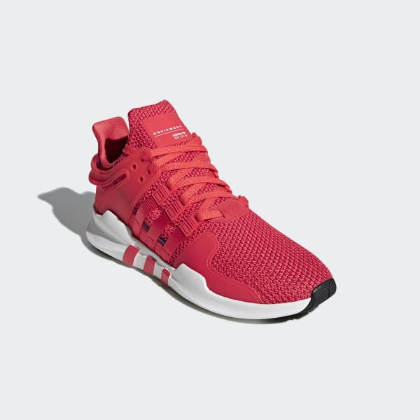 adidas EQT Support ADV Shoes Red | adidas Malaysia