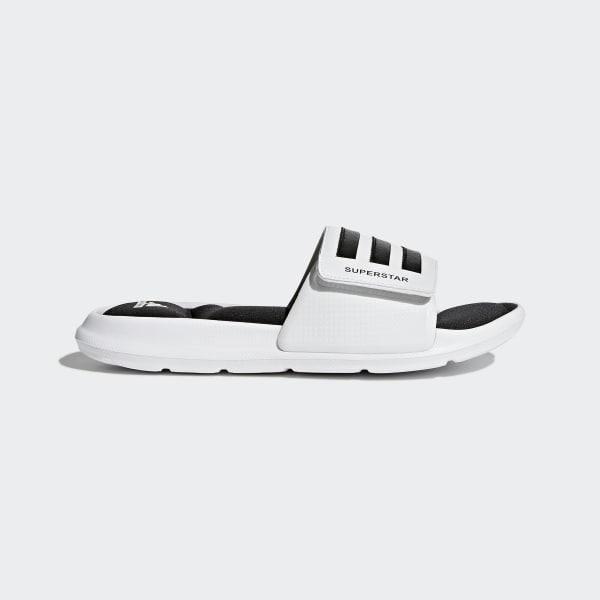 25a1f2a7e04 adidas Superstar 5G Slides - White