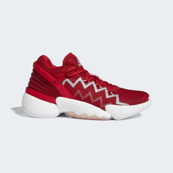 adidas D.O.N. Issue #2 Shoes - Red