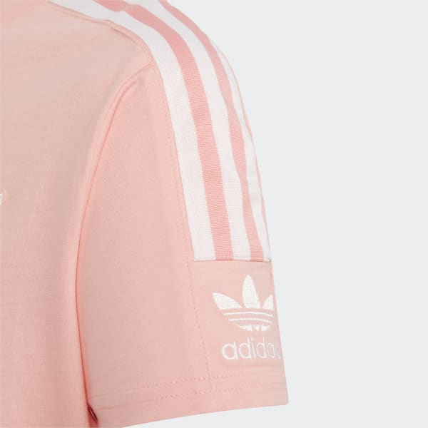 adidas New Icon T Shirt Rosa | adidas Austria