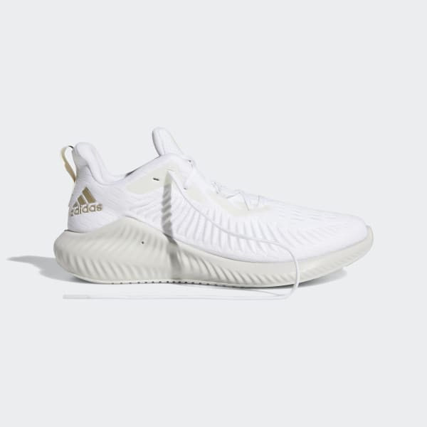 adidas Alphabounce+ Shoes - White