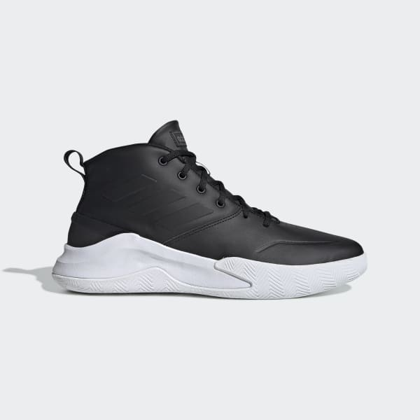 Nuclear Patatas salir  adidas Own the Game Shoes - Black | adidas UK