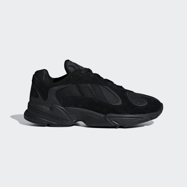 stable quality info for best shoes adidas Yung 1 Shoes - Black | adidas UK