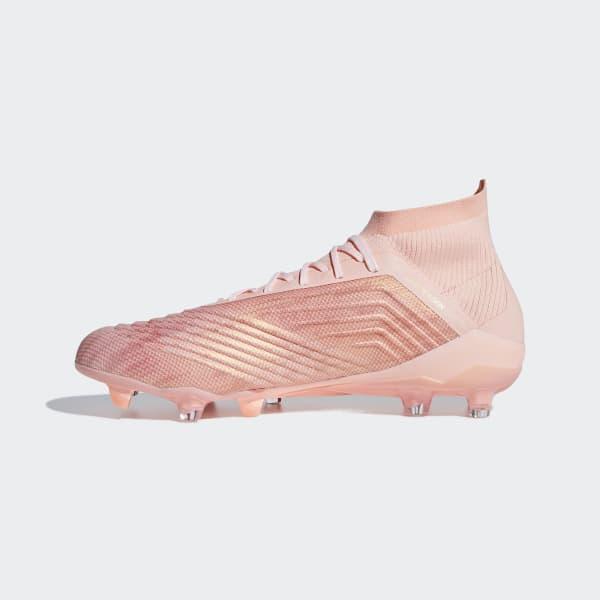 Zapatos de Fútbol PREDATOR 18.1 FG - Naranjo adidas  2e62e5a5dd284
