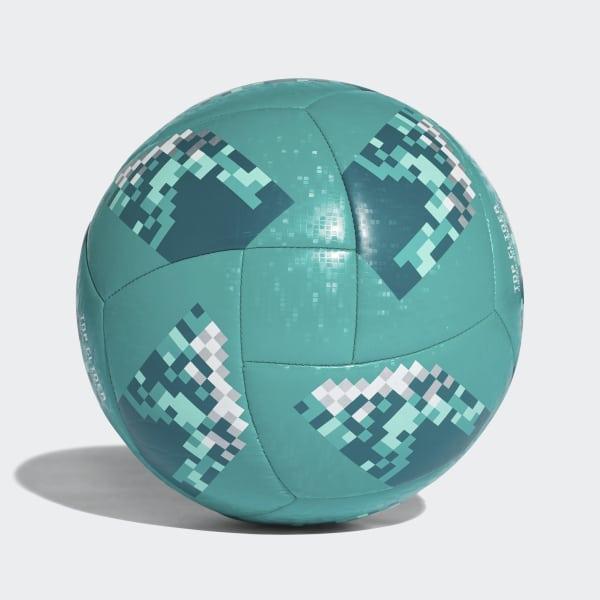 adidas Balón de Alemania Copa Mundial de la FIFA 2018 - Verde ... d443d054cd819