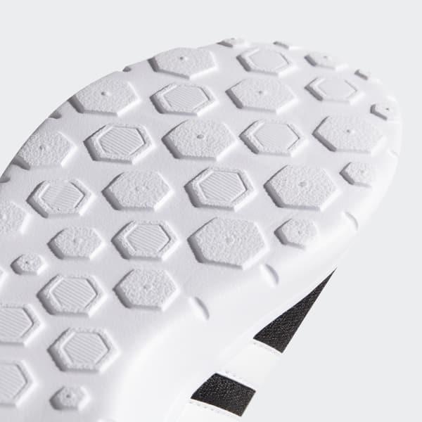Adidas NEO Lite Racer Sko Core Sort Hvid Running outlet