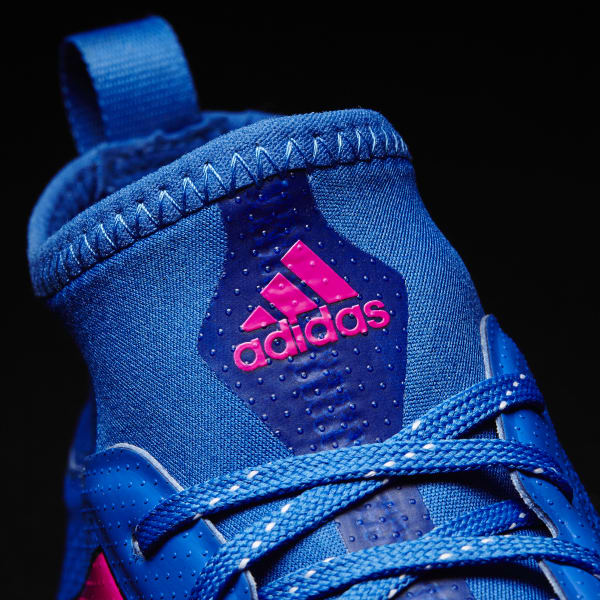 adidas Guayos ACE 17.3 Primemesh Grama Sintética - Azul  39dc6b4b2548e