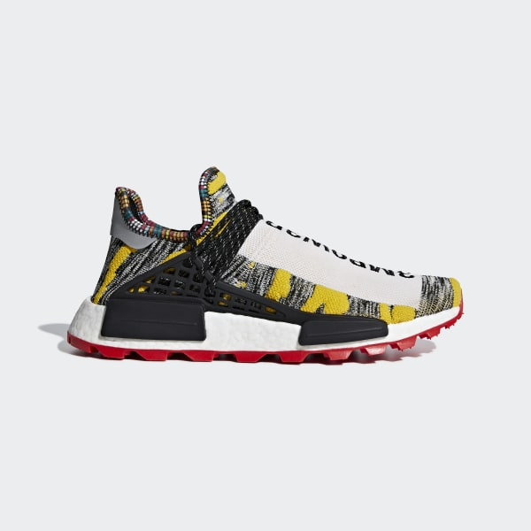 newest 283fc aedd9 adidas Pharrell Williams SOLARHU NMD Shoes - Multi | adidas Australia