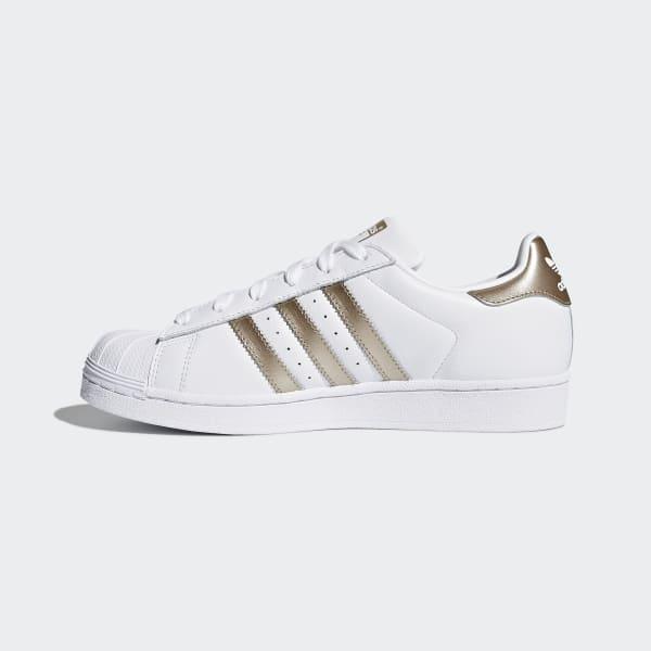 sports shoes e8f69 8ab60 adidas Superstar Shoes - White   adidas US