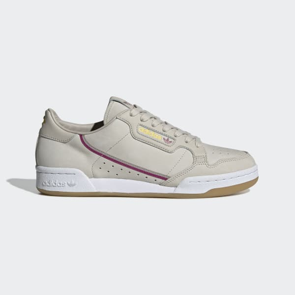 adidas Originals Continental 80's TFL Metropolitan Circle Line Baskets Marron