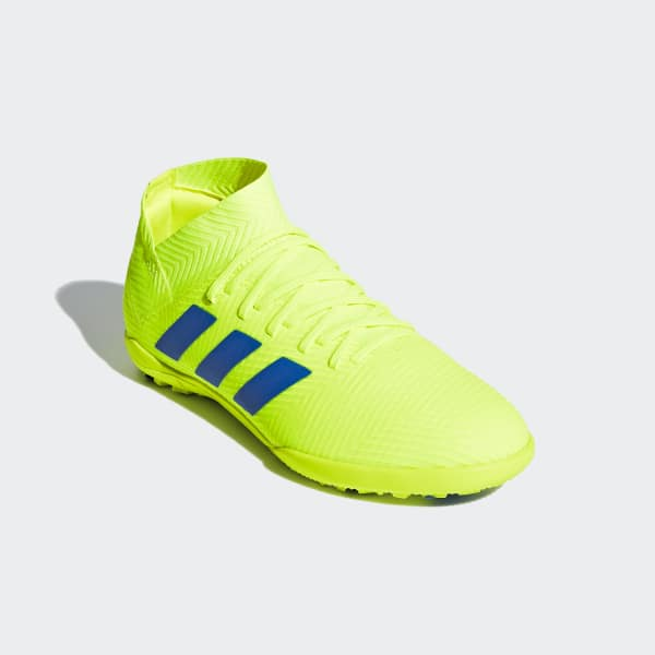 c9017ca27cb3c Zapatos de Fútbol Nemeziz Tango 18.3 Césped Artificial - Amarillo ...