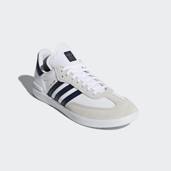 e111d4ff9f4 Tênis Samba ADV - Branco adidas