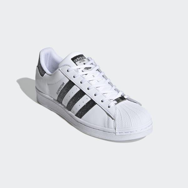 adidas Superstar Shoes with Swarovski
