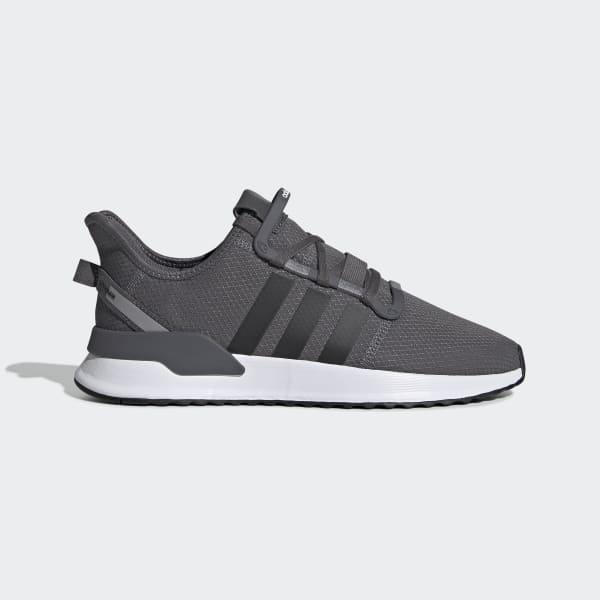 adidas U Path Run schoenen grijs