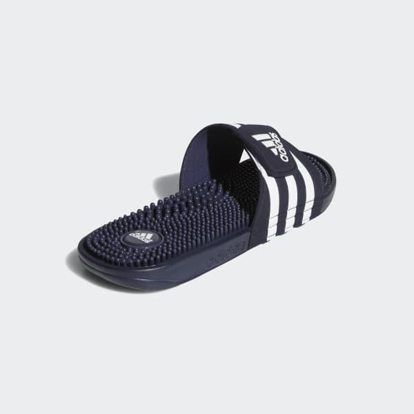 1aabd8d31b1008 adidas Adissage Slides - Blue