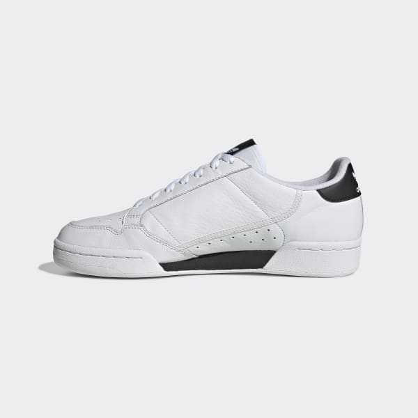 Here's an on feel look at the @adidas Continental 80 White