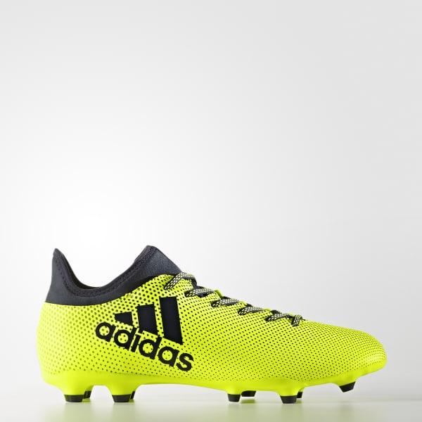 mejor precio incomparable gran ajuste adidas Calzado de Fútbol X 17.3 Terreno Firme - Amarillo | adidas ...