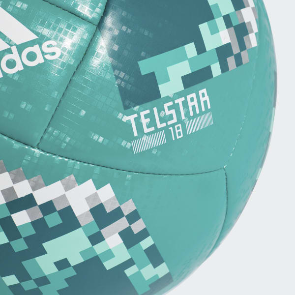 60ca9f4f3fe56 Bola FIFA World Cup 18 Alemanha - Verde adidas
