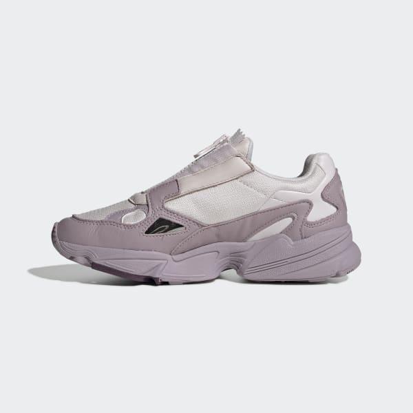 Sneakers | Adidas | Paars | FALCON ZIP W EF1953 | Gratis