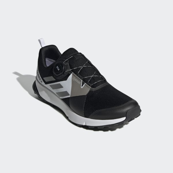Adidas Terrex Two Boa Goretex Herresko Sko Hvit Den Mest
