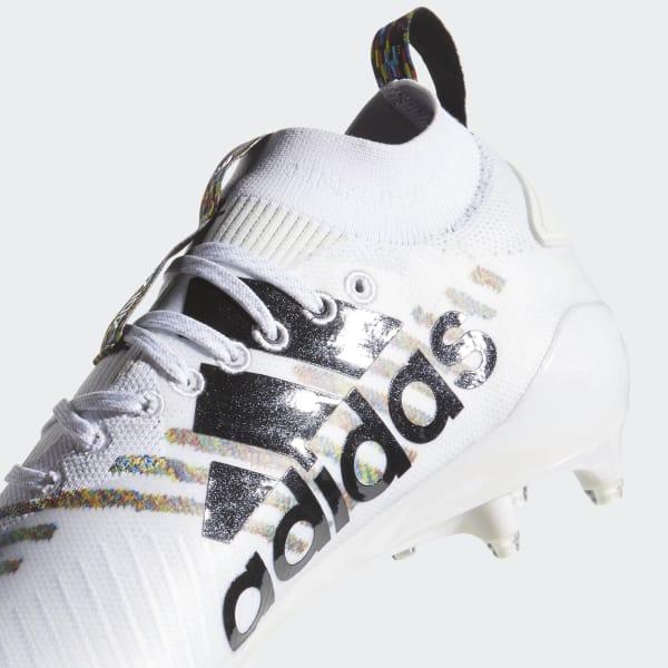 1d2a361273d28 adidas Adizero 8.0 Primeknit Cleats - White