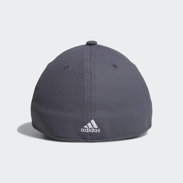 3ff9b66f5 adidas Rucker Stretch Fit Hat - Grey | adidas US