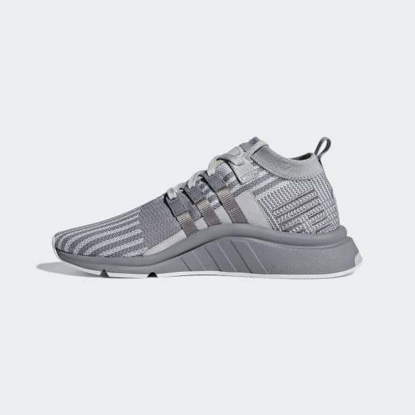 hot sale online 2baad 98a32 adidas EQT Support Mid ADV Primeknit sko - Grå  adidas Denma