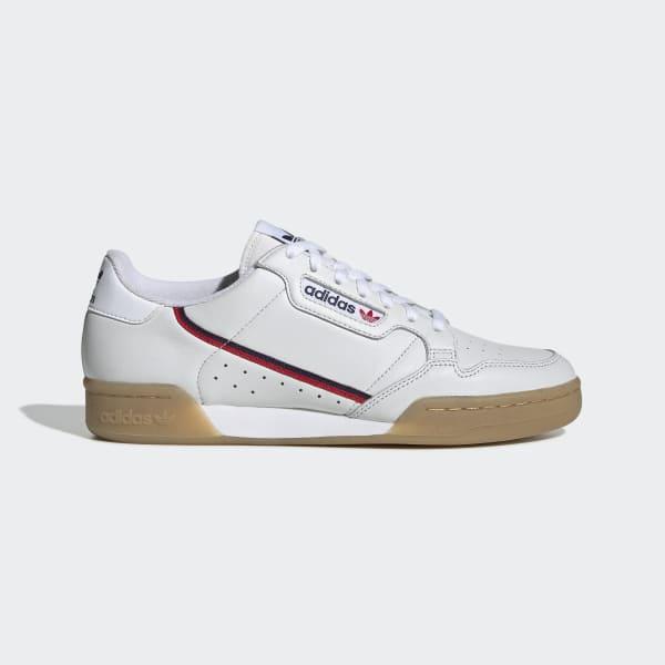 chaussure adidas continental 80