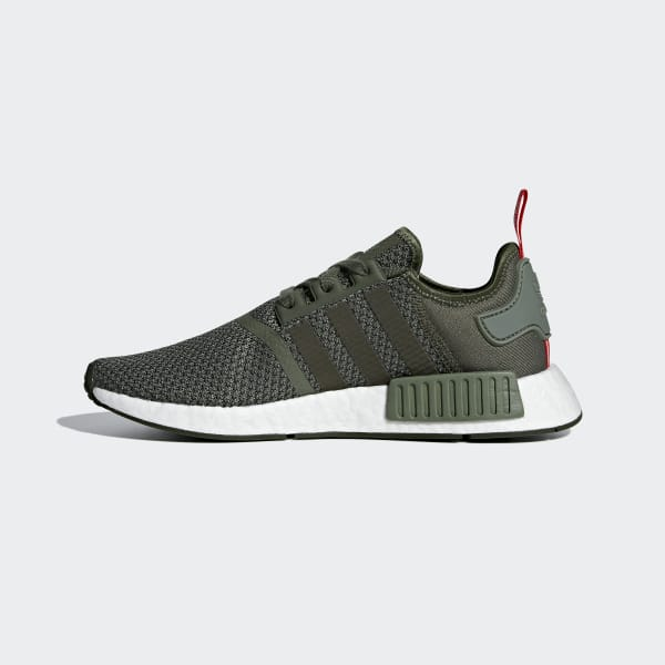 dc7ec254caa adidas NMD R1 Shoes - Green