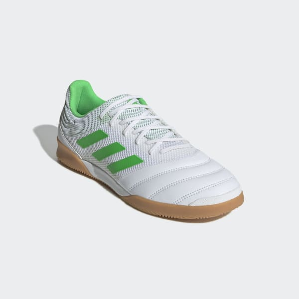 6a44e0804f Chuteira de Futsal Sala Copa 19.3 - Branco adidas | adidas Brasil