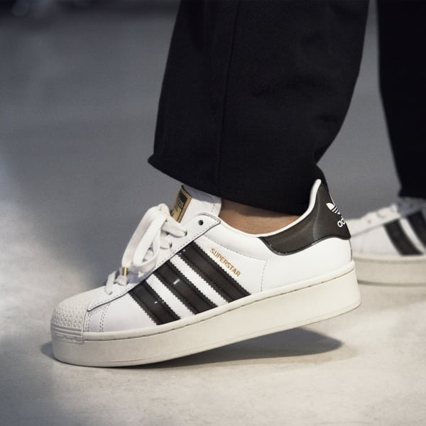 adidas Кроссовки Superstar Bold - белый