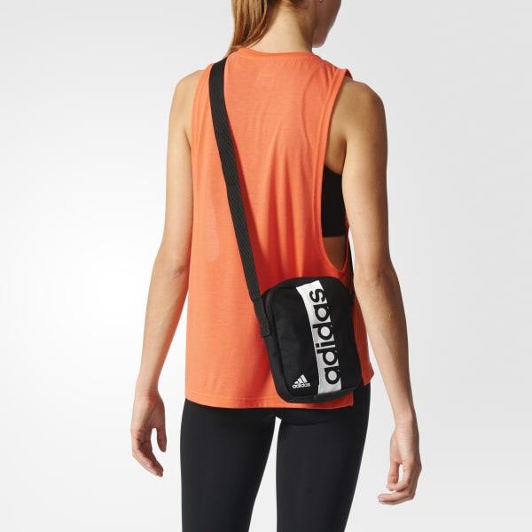 adidas Linear Performance Organizer - Black  694260d76e242