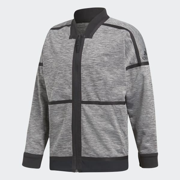 02ffa0c6 adidas Z.N.E. Vendbar jakke - Grå   adidas Denmark