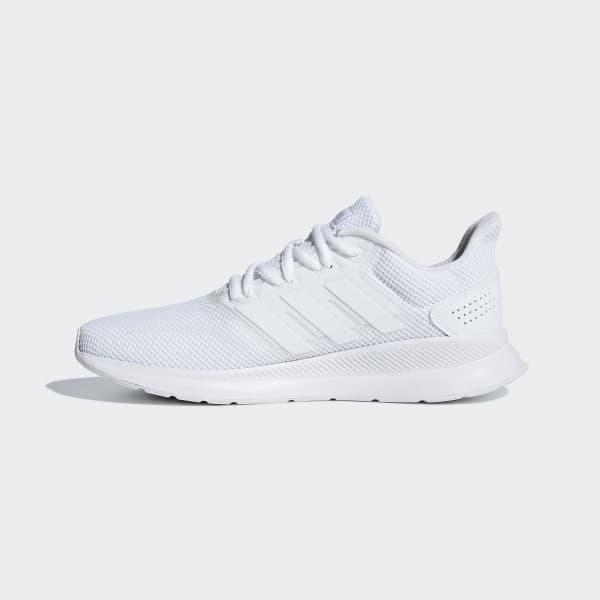 0e62d4b8044a1 Zapatillas Runfalcon - Blanco adidas