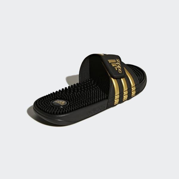 15e67d6a2927 adidas Adissage Slides - Black
