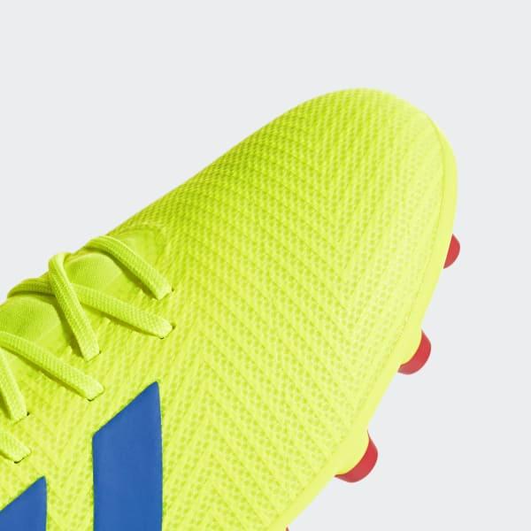 new concept 7eeff 361f1 Bota de fútbol Nemeziz 18.3 césped artificial - Amarillo adidas   adidas  España
