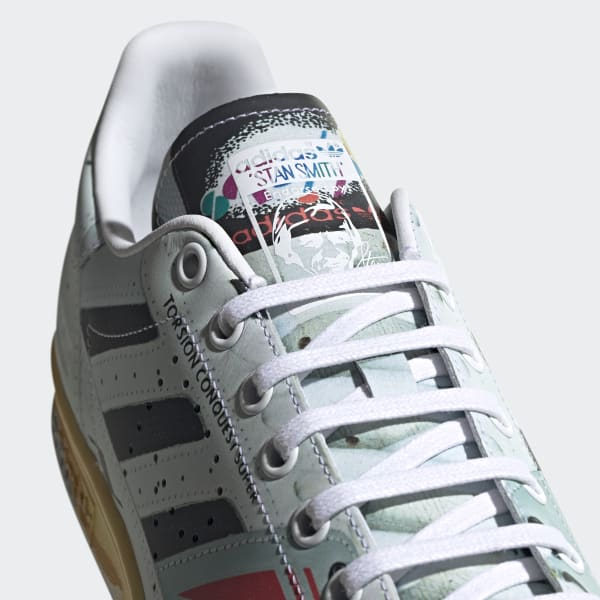 c2e209a2b adidas RS Torsion Stan Smith Shoes - White