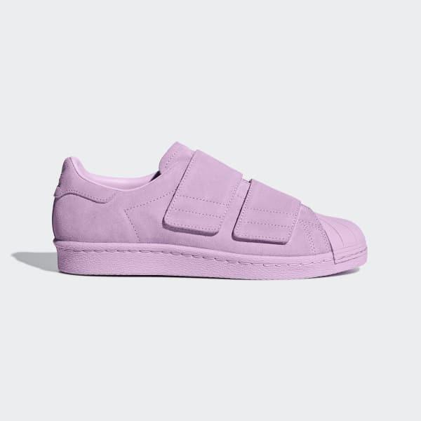 adidas Superstar 80s CF Shoes - Purple