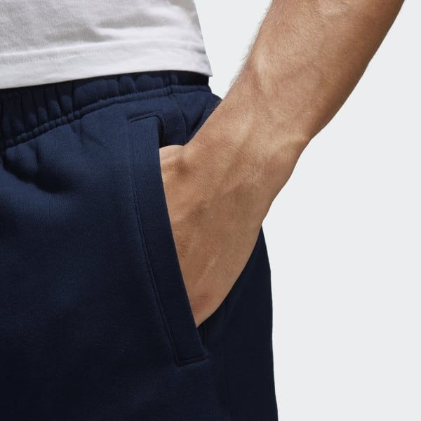39749a5f5d5972 adidas Essentials Linear Logo Hose - blau